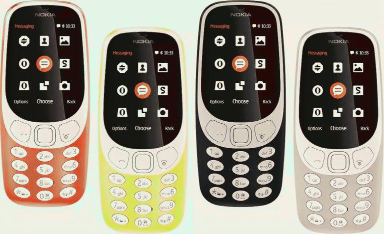 Nokia Kembali Rilis Handphone Legendaris 3110