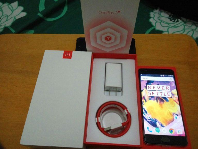 Oneplus 3T, Smartphone Kualitas Tinggi