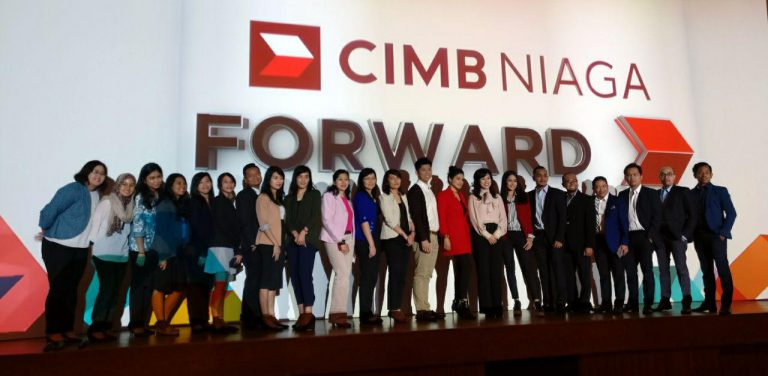 """Ingin Tingkatkan Kualitas, CIMB Niaga Perkenalkan Brand Promise """"FORWARD"""""""