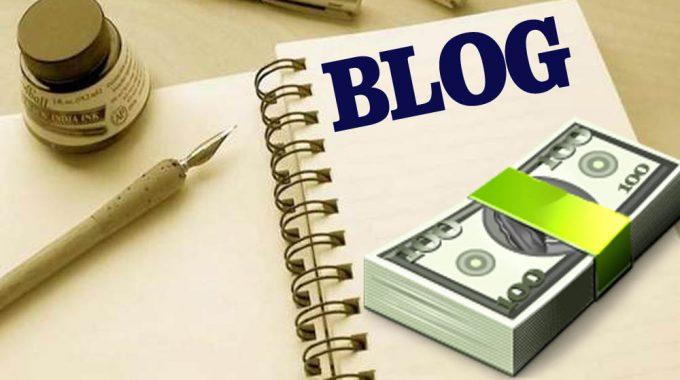 Kunci Utama Menghasilkan Uang Melalui Blog
