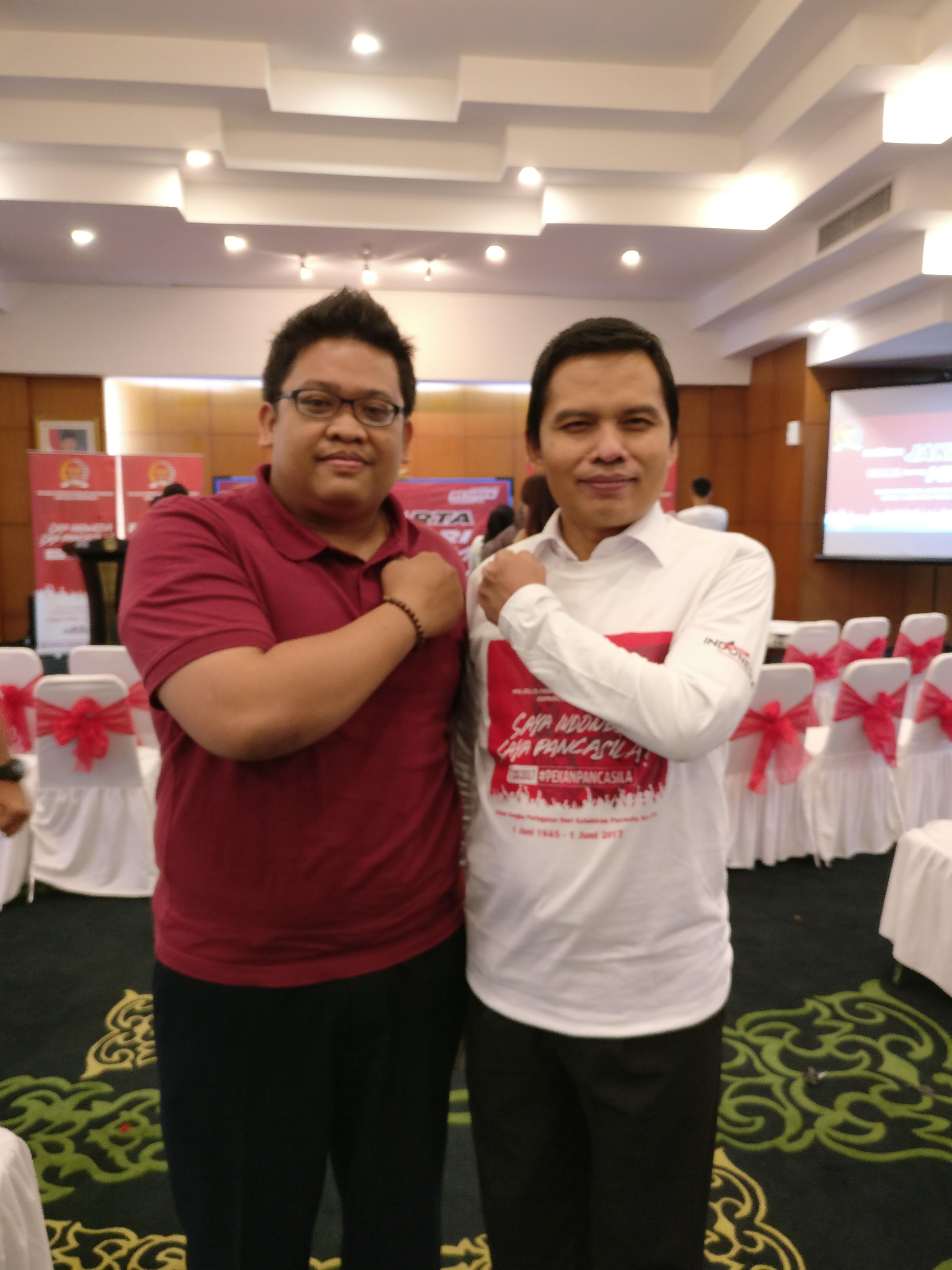 Buka Bersama dan Ngobrol Pancasila Bareng MPR RI