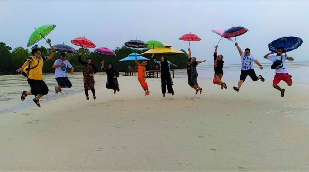 Leebong Island, Tempat Wisata Wajib Dikunjungi di Belitung