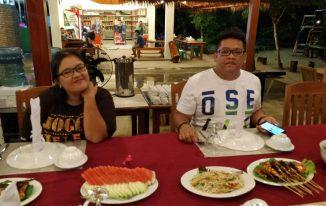 Makan di Leebong