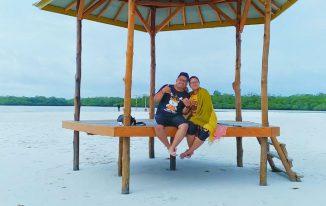 Pasir Timbul Belitung