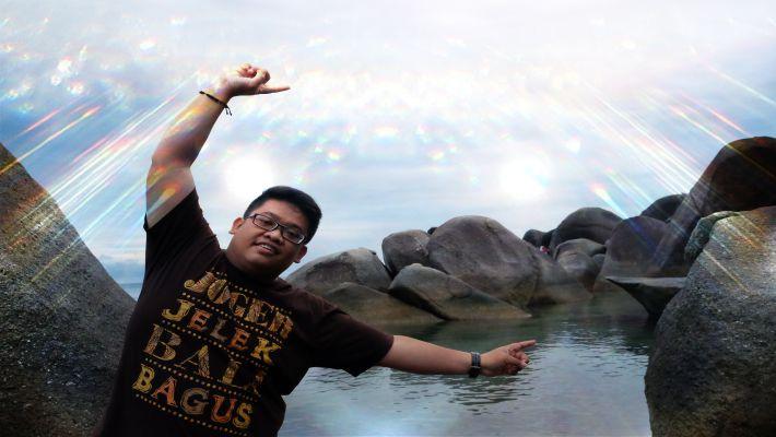 Wisata Pulau di Belitung