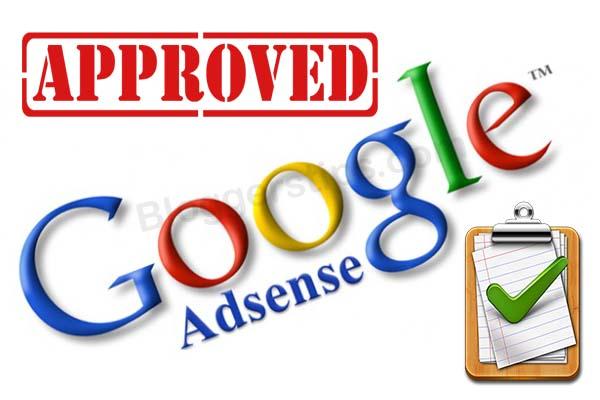 Tips Daftar Google Adsense Agar Mudah Di Approved