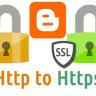 Cara Rubah Custom Domain Blogspot Menjadi HTTPS