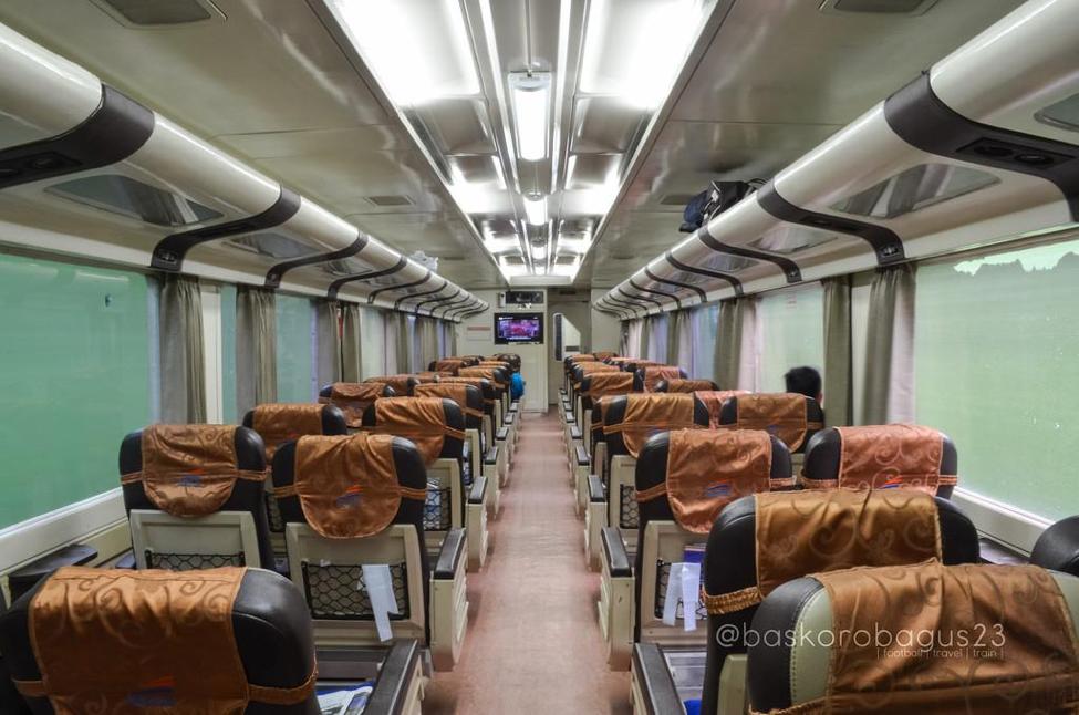 Nyamannya Kereta Api Argo Wilis, Bandung – Surabaya Terasa Dekat!