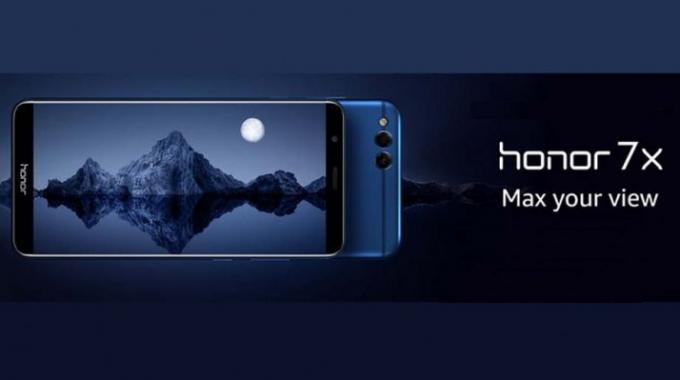 Ponsel Gaming Honor 7X Bisa Dibeli di Erafone Mulai Juni 2018