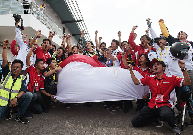 Shell Eco Marathon Asia 2018