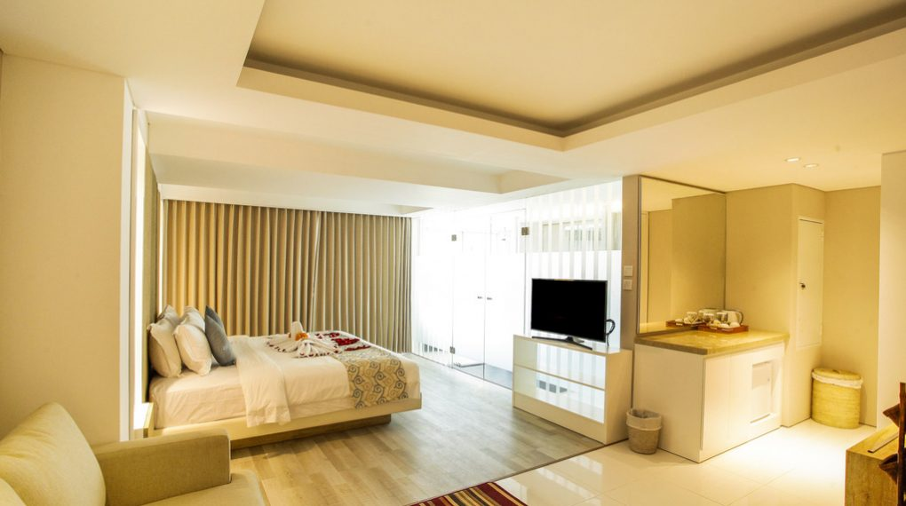 Kamar Benoa Sea Suites