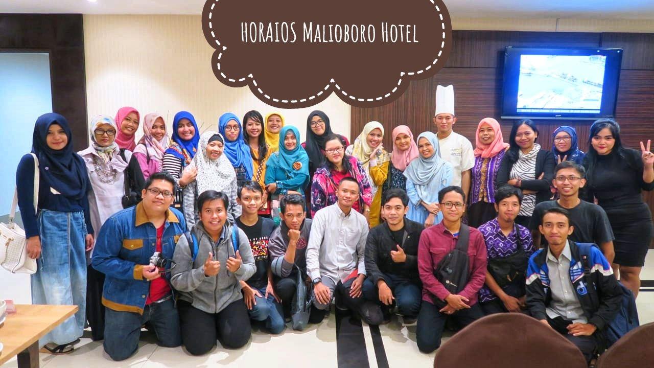 Makan Sepuasnya di Festival Kampung Nusantara Horaios Malioboro Hotel Yogyakarta