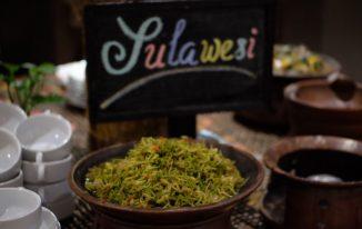 Menu Sulawesi