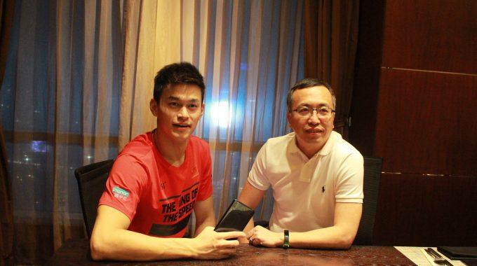 Peraih Golden Grand, Sun Yang Jadi Brand Ambassador Honor Smartphone