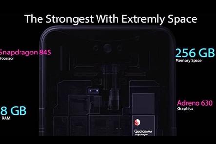 Spesifikasi Oppo Find X