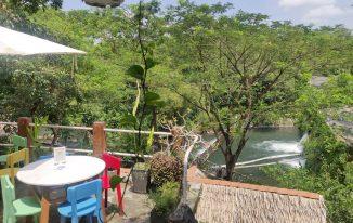 Top View Joglo Pari Sewu