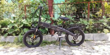 Unboxing, Rakit dan Review e-Bike Lankeleisi G660